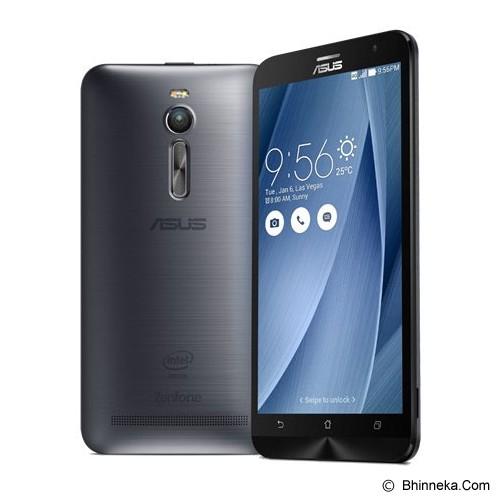 ASUS Zenfone 2 (16GB,2GB RAM) [ZE551ML] - Glacier Grey (Silver) - Smart Phone Android